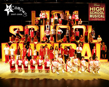 Disney's High School Musical - Cast Photos