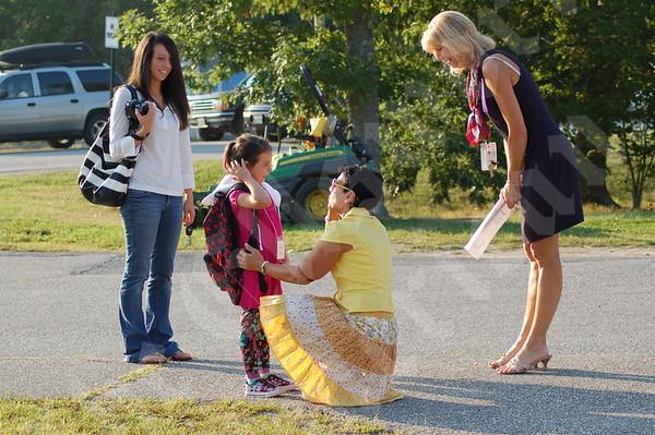 Back to School in Bucksport: September 1, 2010