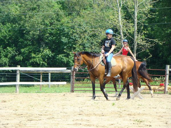 Monday Equestrians