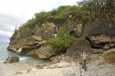 Fort at Knip Baai