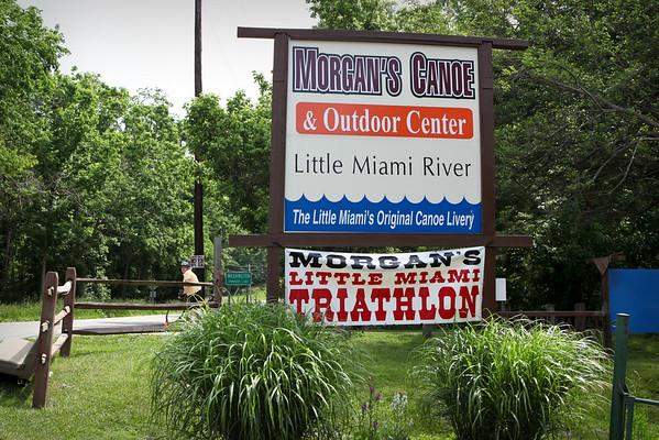 MORGAN'S LITTLE MIAMI TRIATHLON, June 2009