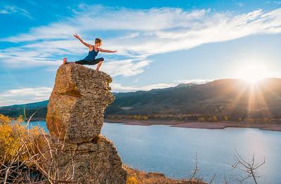 Andrea Bilderback - Rock Pinnacle Yoga