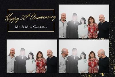 Collins 50th Anniversary