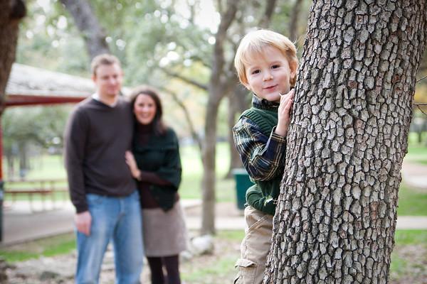 The Crossan Family - November 28, 2009