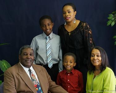 Ronald Relf Family