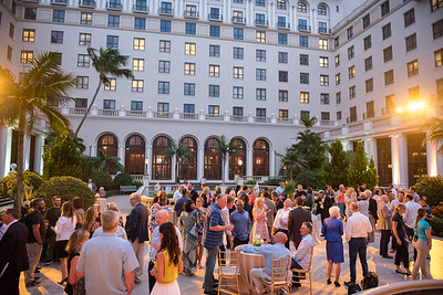 Golden Circle VIP Reception at the Breakers