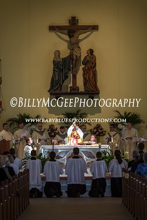 First Solemn Mass of Thanksgiving - 22 Jun 2014