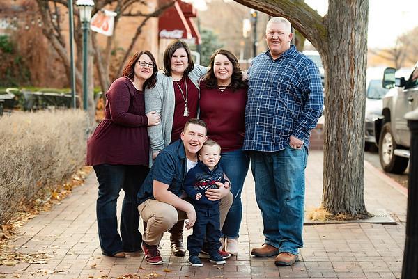 Munns Family - 2018