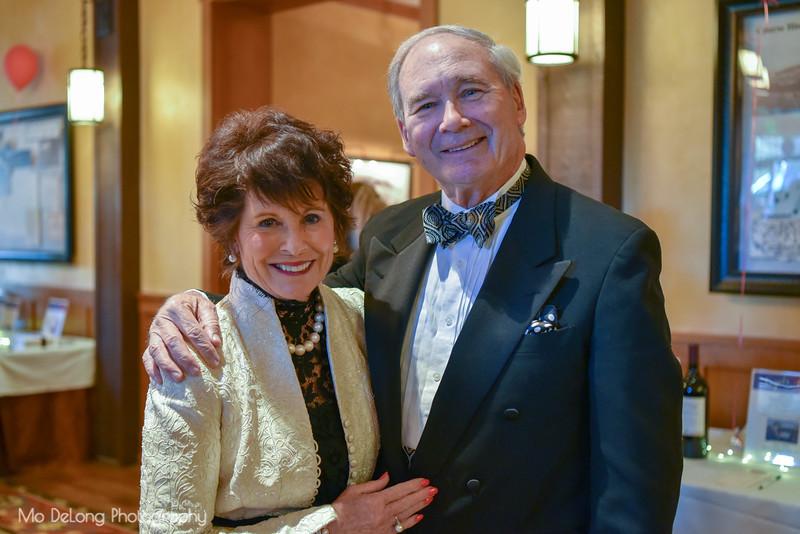 Carol and Tom Roeder
