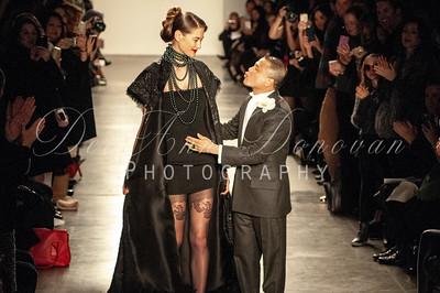 New York Fashion Week-Zang Toi, New York, NY