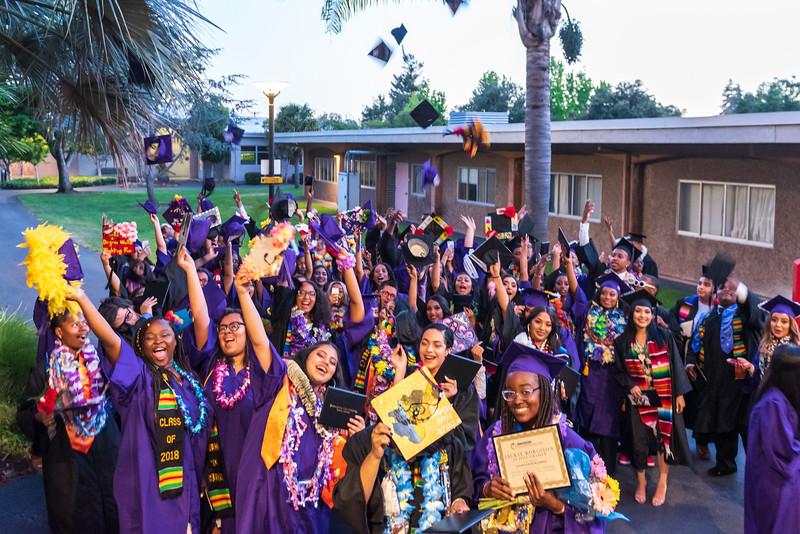 Envision Academy Graduation - June '18
