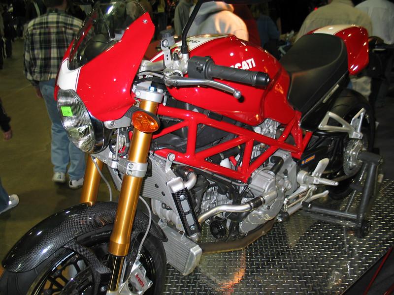 Ducati S4Rs Testastretta