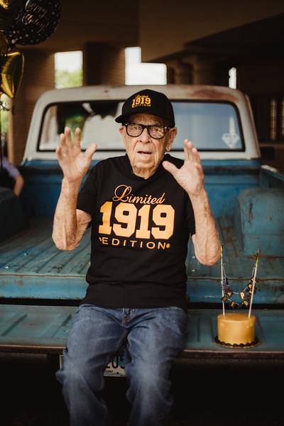 Doyle is 100!!