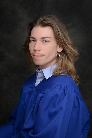 James - Graduation