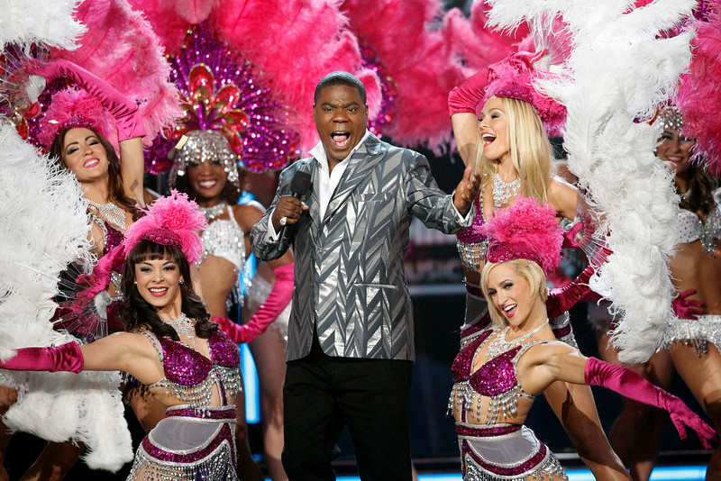. Host Tracy Morgan speaks onstage during the Billboard Music Awards at the MGM Grand Garden Arena in Las Vegas, Nevada May 19, 2013. REUTERS/Steve Marcus