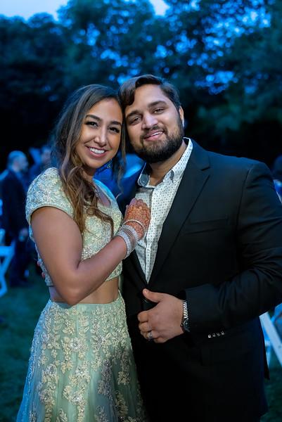 Mitali+Adi Engagement