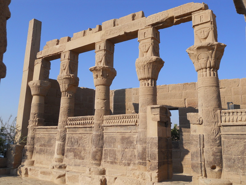 Philae Temple -- Kimberly Collins