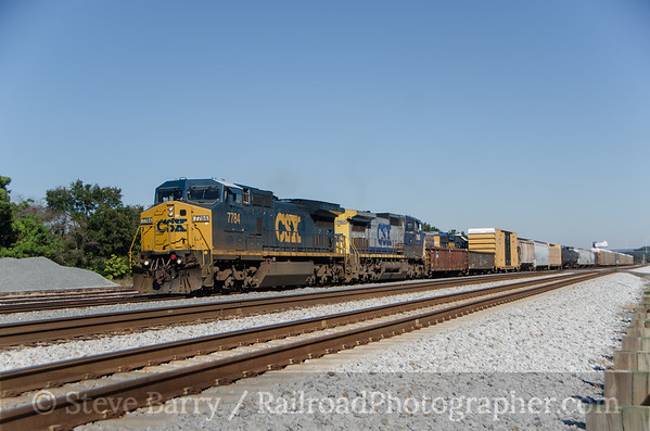 CSX Transportation Wildwood, Florida December 14, 2014