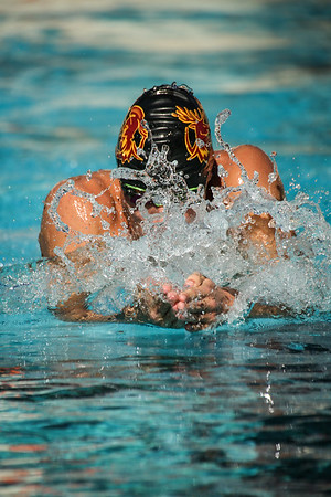 181111 CMS vs Chapman Swimming Diving