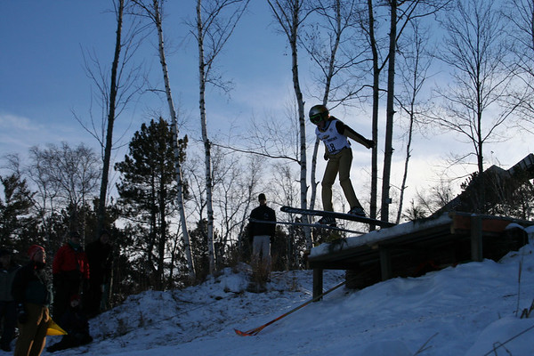 Mt. Itasca Ski Jumping Tournament 2007