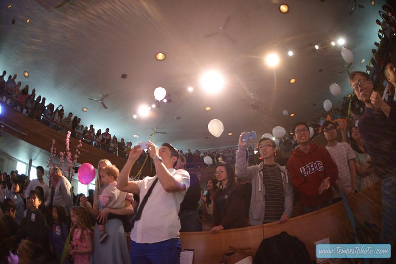 Easter Celebration Service 2014