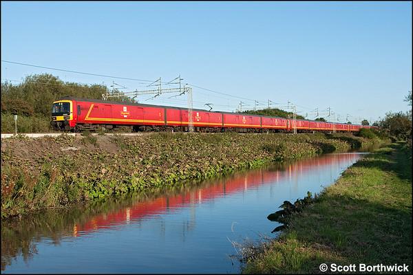 Class 325: Royal Mail Railnet Unit