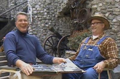 2014 0322 p.o.l adventures Glendora Rubel Castle Donut Man