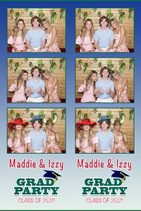 Maddie & Izzy 6/18/21