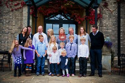 Parish Family Color