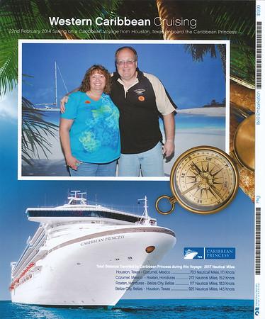 Cruise 10 -  W. Caribbean - Caribbean Princess