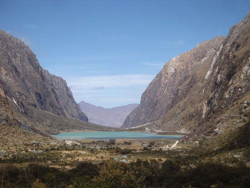 Laguna Orconcocha.