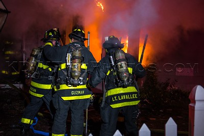 2 Alarm Structure Fire - 29 State St, Lawrence, MA - 12/8/16