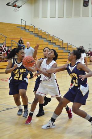 2012-01-27 BHS Basketball VS East Meck