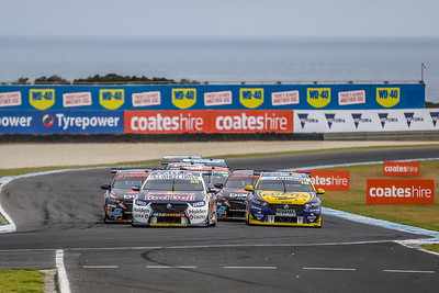 Virgin Australia Supercars Phillip Island 500 ( Editorial Only )