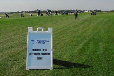 2018 Freedom 55 Golf Clinic