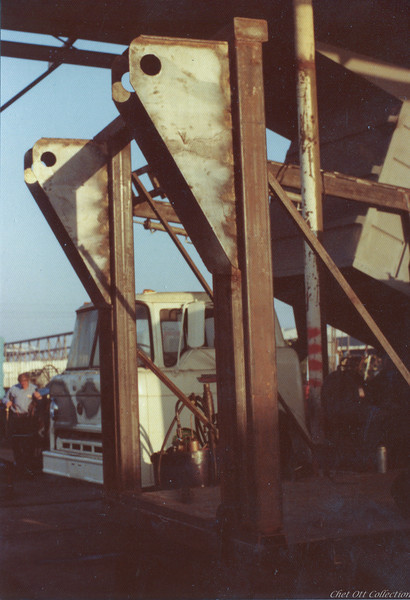 Shell of Front Loader