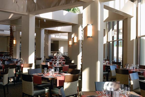 Hyatt Hotel -Tides Restaurant-
