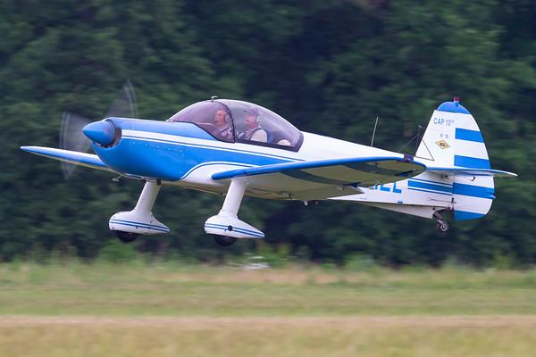 F-GIZL - Mudry CAP-10B