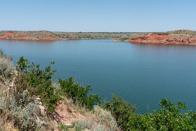 Lake Meredith National Recreation Area 2018