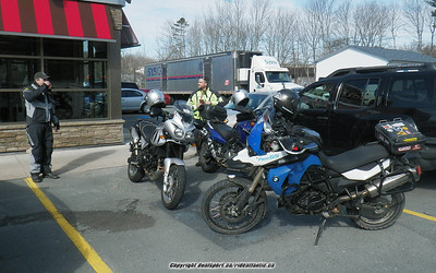 2014-04-21 Easter Monday Ride