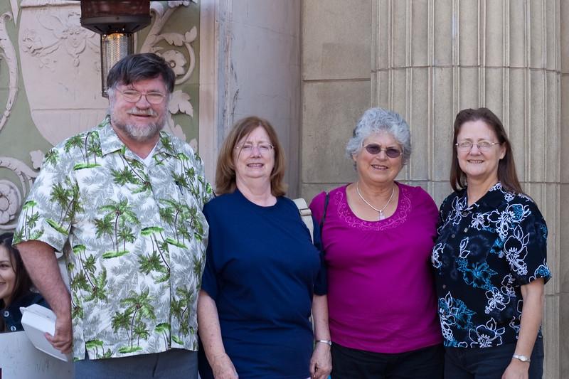 Bob, Joan, Pat, Lois