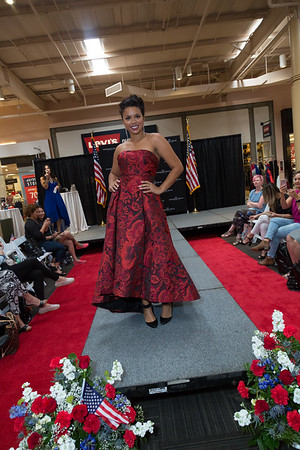 Potomac Mills VIP Military Wives Fashion Show