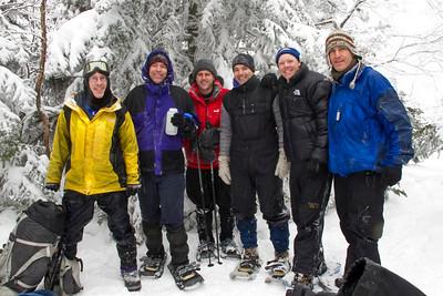 ADK Winter Hike '11