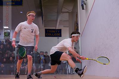2013-03-01 Sam Fenwick (Yale) and Reinhold Hergeth (Trinity)