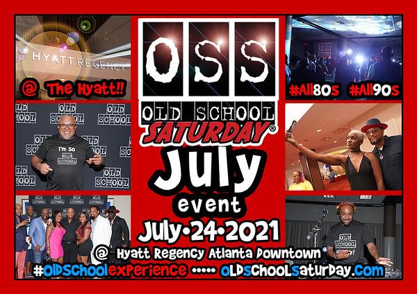 Jul.24.2021 OSS @ Hyatt Regency ATL ::: ATL, GA, USA