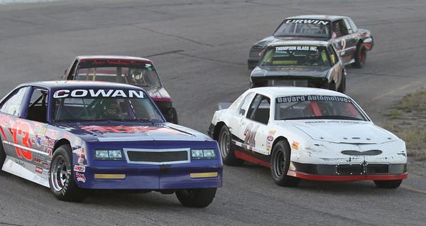 Stock car racing -- June 18