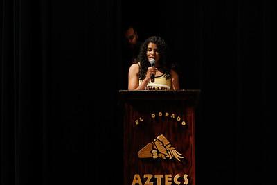 El Dorado Signing Victoria Pearson, Stephanie Diaz