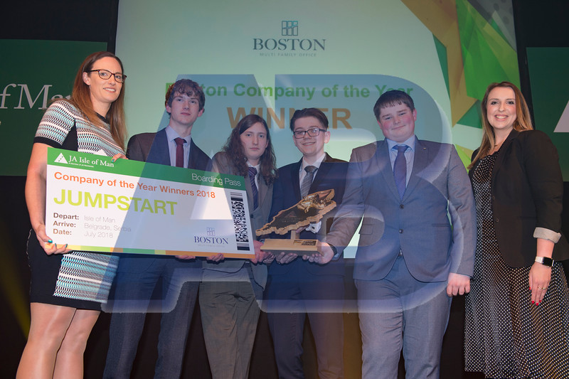 Junior Achievement company programme awards 2018
