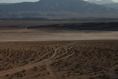 Soggy Dry Lake Sept 2012