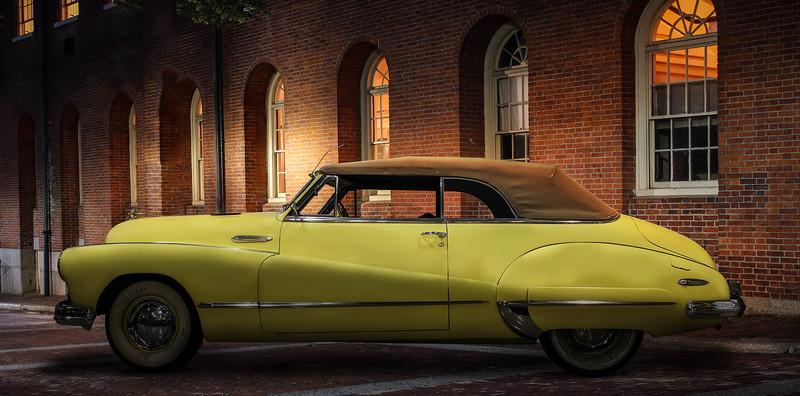 Automobiles antiques